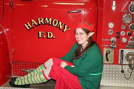 Santa's Elf, Pvt. Alison Philbrick (2012)