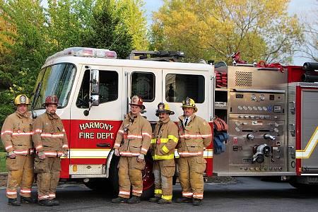 Pvt. Jeff Muto, Lt. John Falco, Lt. Kevin Farley, Pvt. Willy Vota, Pvt. Paul Perreault (2013)