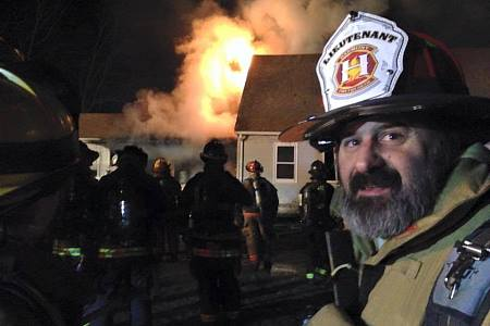 Harmony Firefighter Lt. Willy Vota in Action (2015)