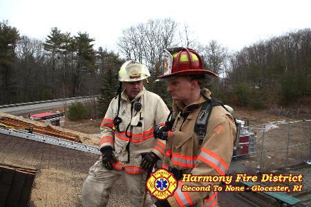 Deputy Chief Jeff Muto & Captain Kevin Farley